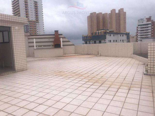 Apartamento para alugar com 4 dormitórios em Boqueirão, Praia grande cod:191 - Foto 12