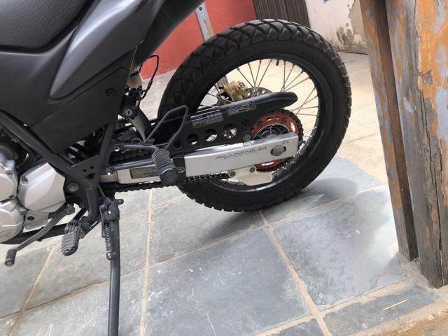 Honda xre 300 2016/2016 moto extremamente zero sem detalhes moto muito bem cuidada - Foto 13