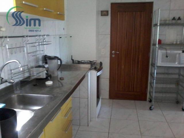 Excelente apartamento mobiliado na aldeota - Foto 15