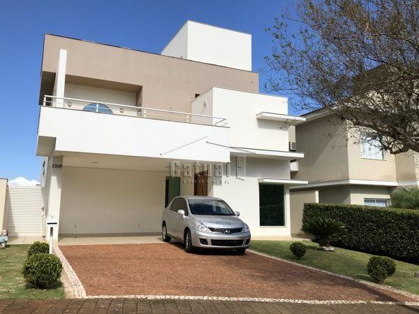 Casa sobrado em condomínio com 5 quartos no Royal Forest - Residence e Resort - Bairro Gle