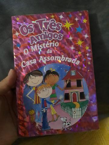 Livros infantis de aventura e mistério R$ 10 - Foto 3