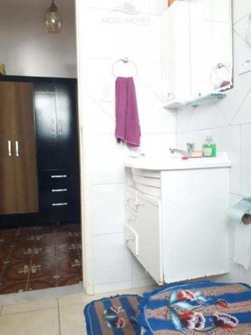 Apartamento para alugar com 1 dormitórios em Boqueirão, Praia grande cod:567 - Foto 9