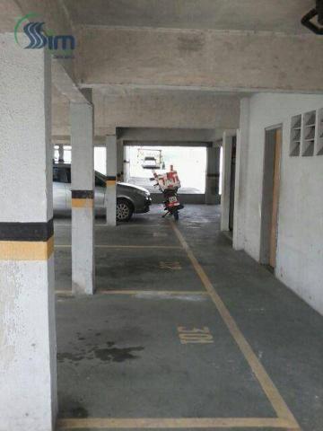 Apartamento residencial para locação, cidade dos funcionários, fortaleza. - Foto 4