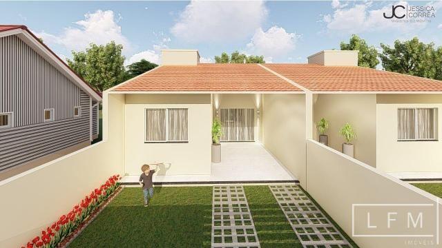 Casa à venda com 2 dormitórios em Itajuba, Barra velha cod:71976 - Foto 10