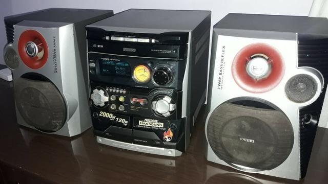Vendo um aparelho de som mais antigo