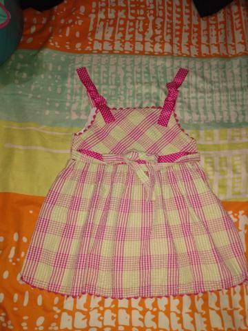 Lote vestidinho menina 2 a 3 anos entrego - Foto 3