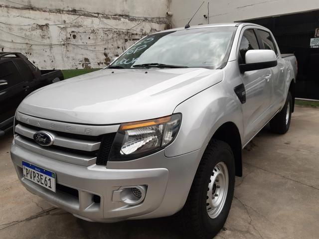 Ford ranger 2015 xl cd 4x4 22h diesel nova 71.900,00