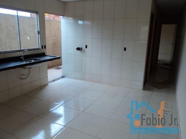Casa  com 2 quartos - Bairro Residencial Kátia em Goiânia - Foto 4