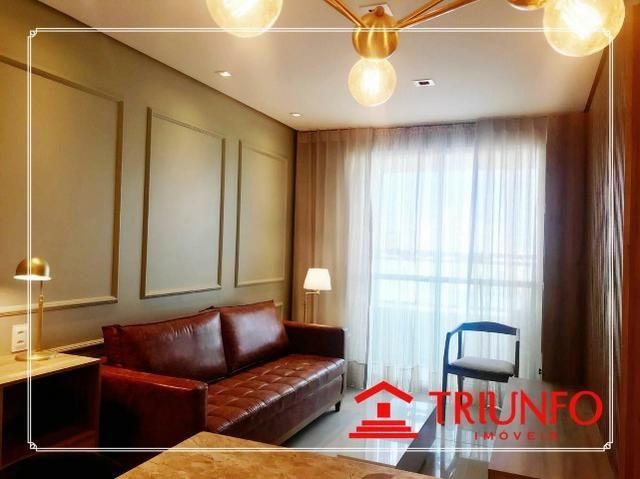 (JG) (TR 18.528) Apto. Luc.Cavalcante,70M², 3Quartos,2 Suites,Sala E/J, V.Gourmet,Lazer - Foto 2