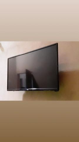 Televisão 28 polegadas nova smart TV