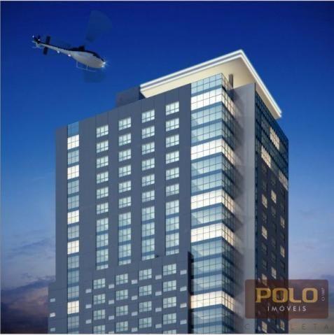 Apartamento  com 2 quartos no Metropolitan Business & Lifestyle - Bairro Jardim Goiás em G