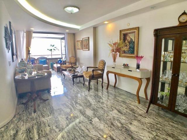 Apartamento no Santa Chiara na Aldeota com 158² / 03 suítes / 03 vagas - AP0634 - Foto 2