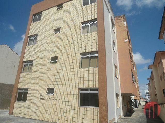 Apartamento com 2 dormitóriospara venda e locação 101 m² - Fátima - Fortaleza/CE