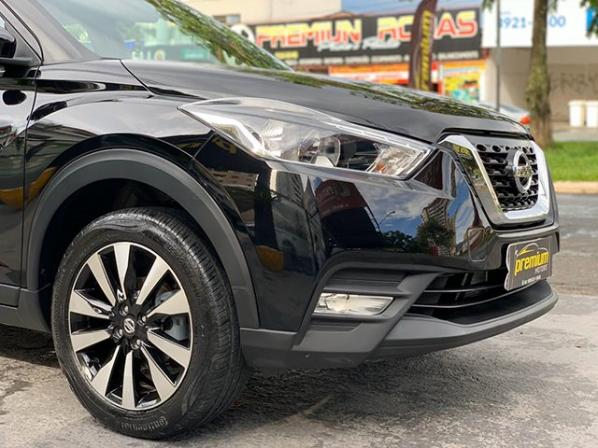 Nissan Kicks 2016/2017 1.6 16V Flex SL 4P Xtronic - Foto 6