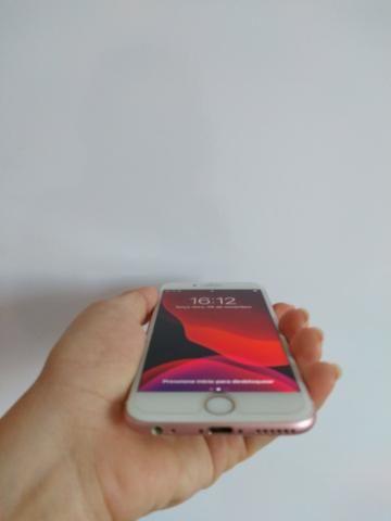 IPhone 6S 16gigas rosé PERFEITO estado - Foto 6