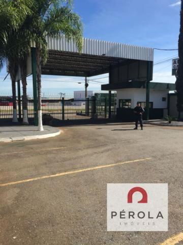 Comercial galpão / barracão - Bairro Fazenda Santa Rita em Goiânia - Foto 19
