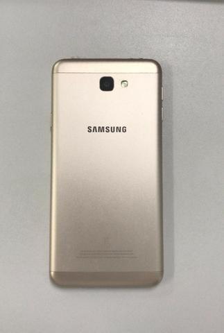 Samsung J7 Prime 32gb Dourado Seminovo - Foto 2