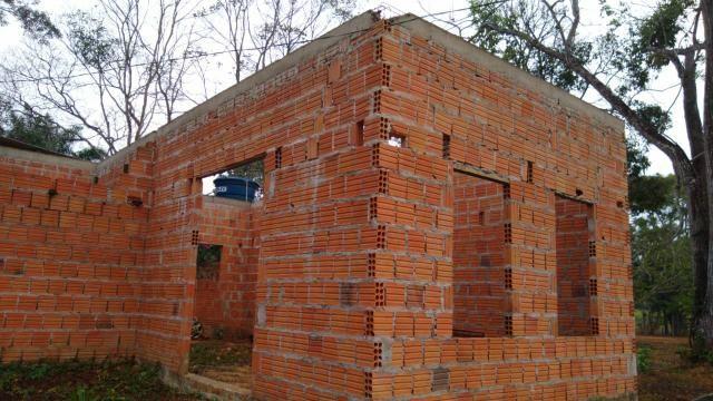 Vende-se casa ainda em construção - Foto 3