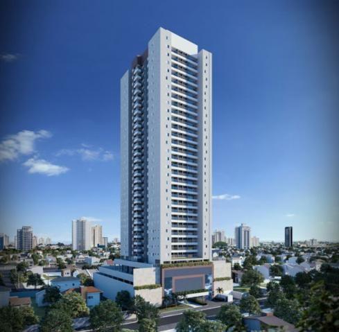 Apartamento  com 2 quartos no Residencial Brava Bueno - Bairro Setor Bueno em Goiânia - Foto 2