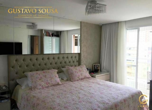 Lindíssimo Apartamento no Condomínio Ilhas do Parque com 03 Suítes - Foto 14