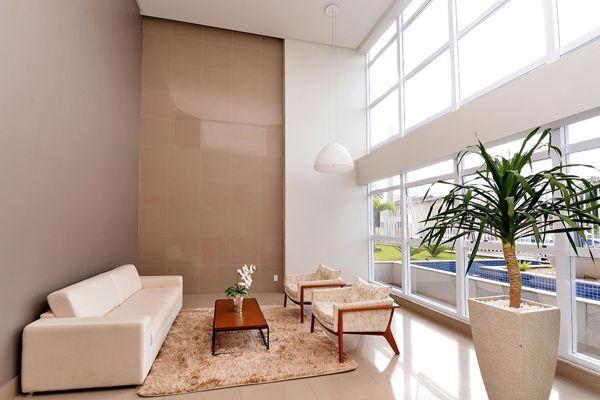 Apartamento  com 3 quartos no Conquist Residencial - Bairro Parque Amazônia em Goiânia - Foto 2
