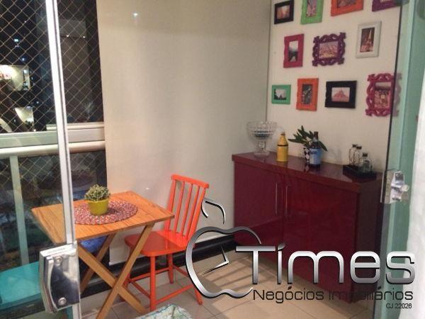 Apartamento  com 3 quartos - Bairro Setor Nova Suiça em Goiânia - Foto 4