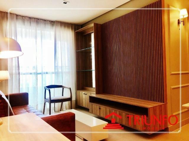 (JG) (TR 18.528) Apto. Luc.Cavalcante,70M², 3Quartos,2 Suites,Sala E/J, V.Gourmet,Lazer - Foto 10