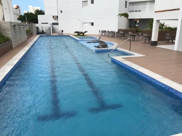Marbella Home Club, Novo, 110m2, 3 Suítes, DCE, 2 Vagas e Lazer Completo. - Foto 3