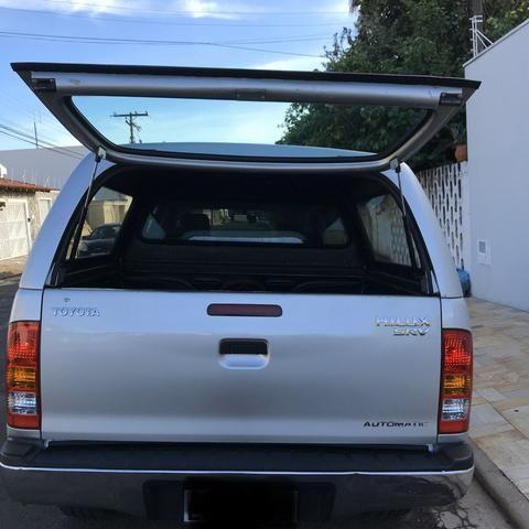 Hilux 2008 Automática Diesel 4x4 - Foto 19