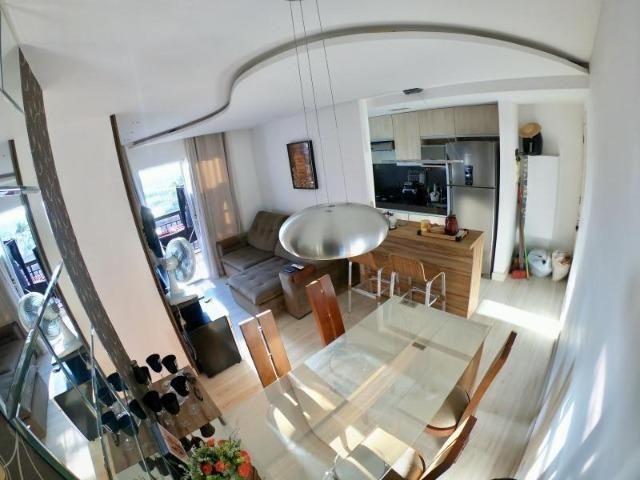 Lindo Apartamento 3 Quartos com Suíte Montado no Condomínio Villaggio Manguinhos