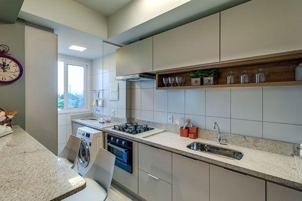 Apartamento  com 3 quartos no Conquist Residencial - Bairro Parque Amazônia em Goiânia - Foto 12