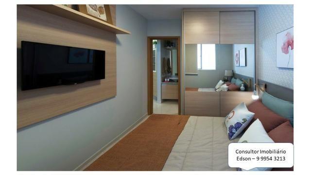 UED-26 - Apartamento 2 quartos em morada de laranjeiras - Foto 5