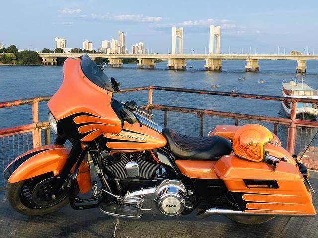 Harley Davidson Streetglide 2012 - Foto 2