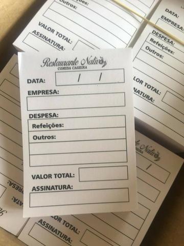 Comandas Personalizadas Para Bares, Lanchonetes e Restaurantes - Foto 2