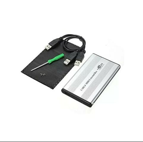 Case Externa 2,5 notebook USB 2.0 - Foto 2