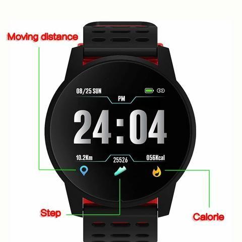 Vendo Smart band com GPS - Foto 6