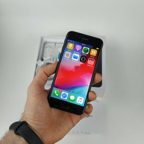 Iphone 7 Preto 128GB! Acessórios + Garantia - Foto 4