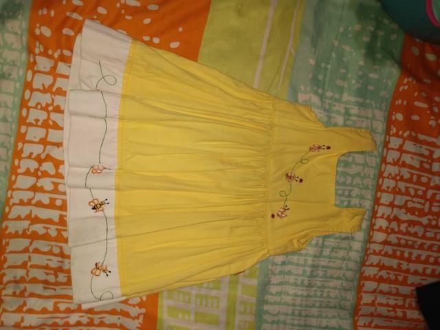 Lote vestidinho menina 2 a 3 anos entrego - Foto 2