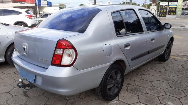 Renault clio sedan 05/06 1.0 flex. - Foto 6