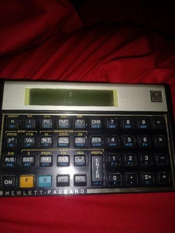 Calculadora HP 12c - Foto 2
