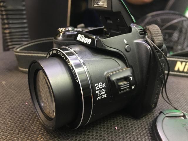 Câmera fotográfica Nikon - Foto 2