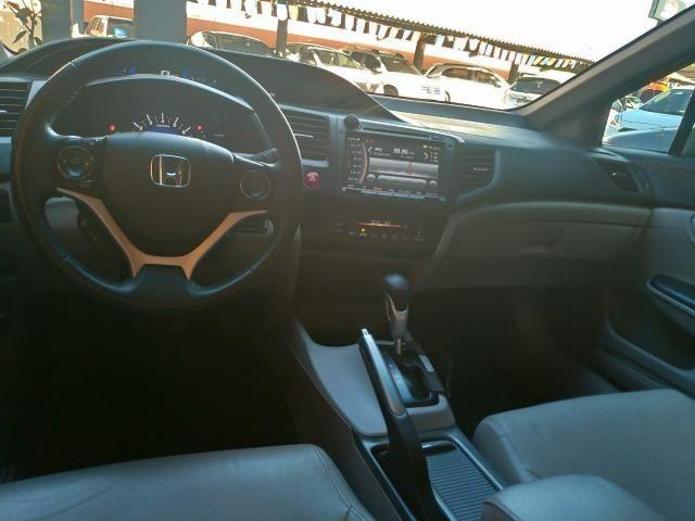 Civic LXR 2.0 2015/16 ipva pago - Foto 5