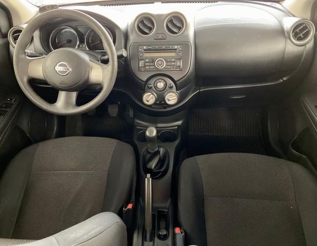 '4.000 de entrada' Nissan Versa SL 1.6 - Foto 7
