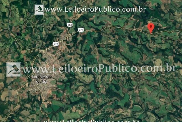 Laranjeiras Do Sul (pr): Terreno Rural 19.285,00m² ywszh mlgxf - Foto 2