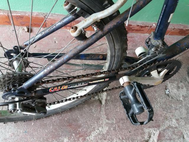 Bicicleta Caloi Aspen aro 20 - Foto 6