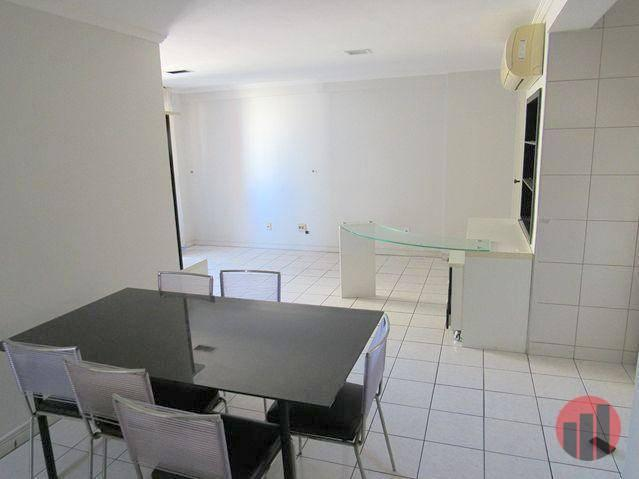 Apartamento com 2 dormitórios para alugar, 70 m² por R$ 1.300,00 - Meireles - Fortaleza/CE - Foto 11