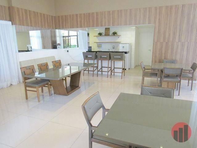 Apartamento com 3 dormitórios para alugar, 92 m² por R$ 2.100/mês - Papicu - Fortaleza/CE - Foto 10