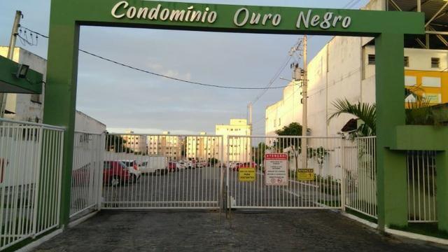 Alugo Apartamento Semi-mobiliado - Condomínio Ouro Negro - Próximo a Rodoviária da Cidade - Foto 11