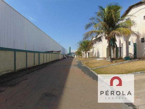 Comercial galpão / barracão - Bairro Fazenda Santa Rita em Goiânia - Foto 14