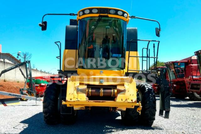 New Holland CR5080, ano 2013/2013